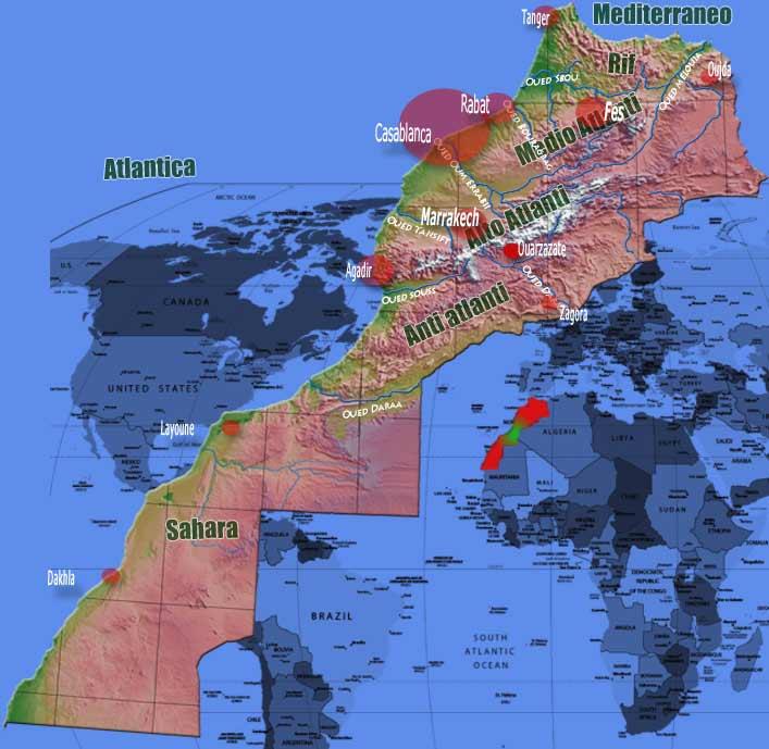 Cartina Muta Marocco.Antonio De Lisa Il Marocco Tra Realta E Finzione Nuova Storia Visuale New Visual History