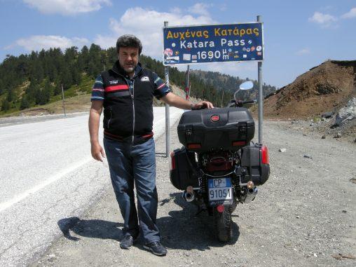 Katara Pass - Epiro (Grecia)