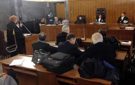 Il procuratore aggiunto Ilda Boccassini nel corso del processo Ruby (Ansa)