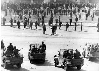 Scontri di Valle Giulia (ROMA) 1-3-1968