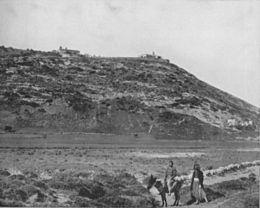 Il Monte Carmelo in Israele