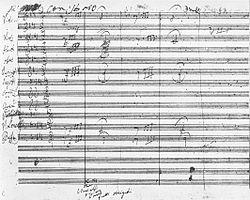 BeethovenSinfonia5autografo