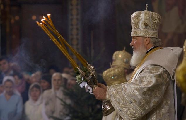Una funzione del patriarca ortodosso Kirill
