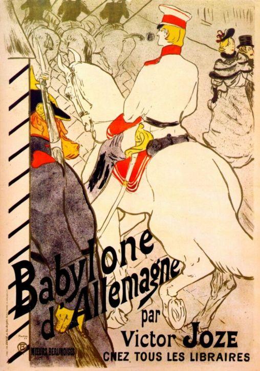 Lautrec- Babylone d'Allemagne
