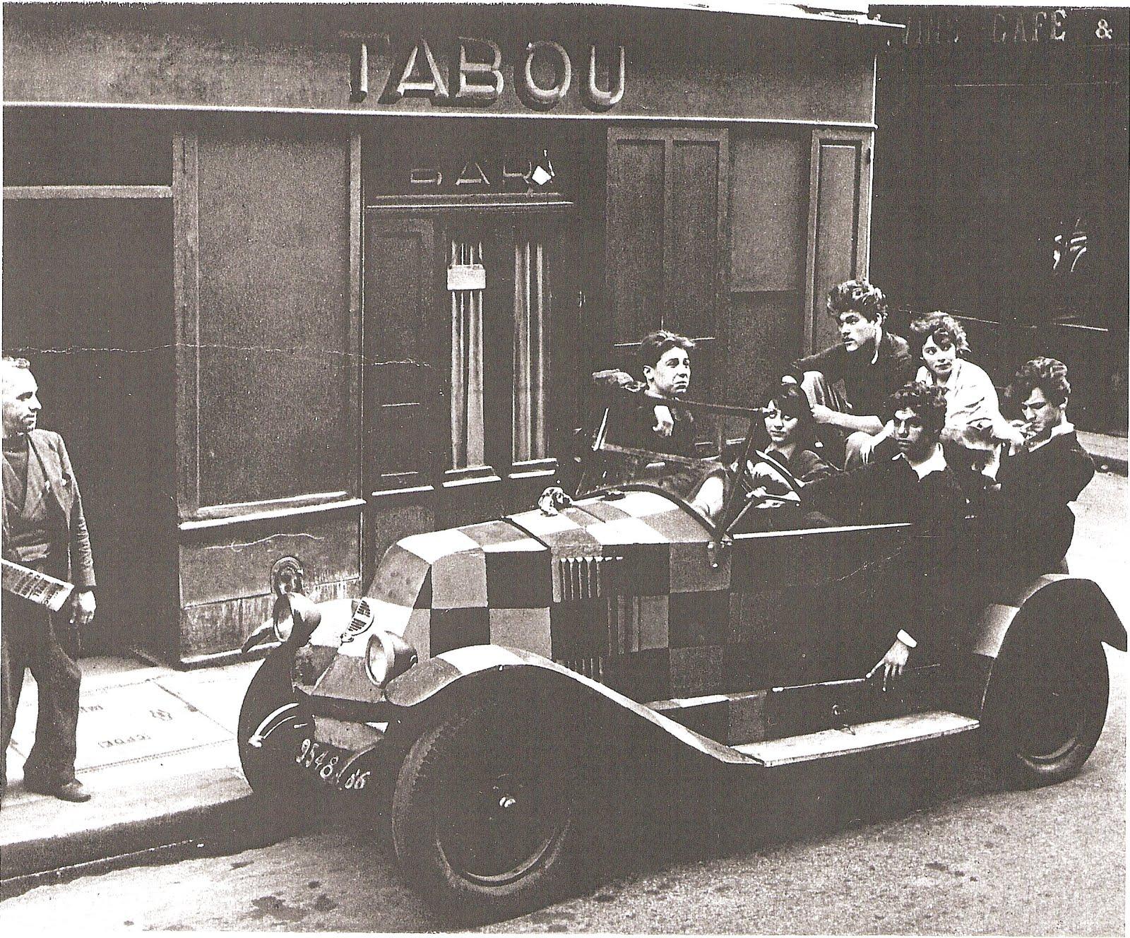 Le Tabou Club