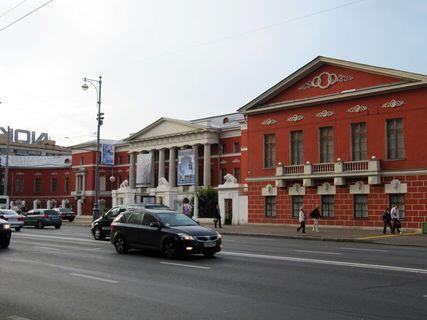 L'attuale museo di Storia contemporanea, già Museo della Rivoluzione