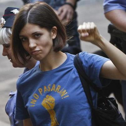 Nadia Tolokonnikova