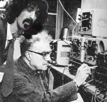 Frank Zappa e Edgard Varèse