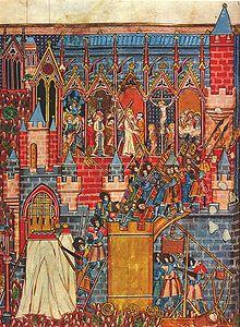 La presa di Gerusalemme (1099)