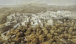 Montemurro dopo il terremoto del 1857