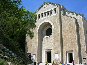 Basilica dellìAbbazia di Montevergine