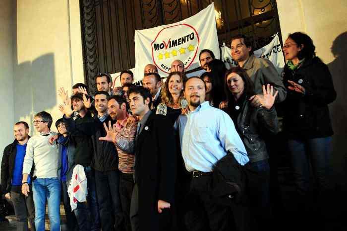 AMMINISTRATIVE 2012: FEDERICO PIZZAROTTI ELETTO SINDACO DI PARMA
