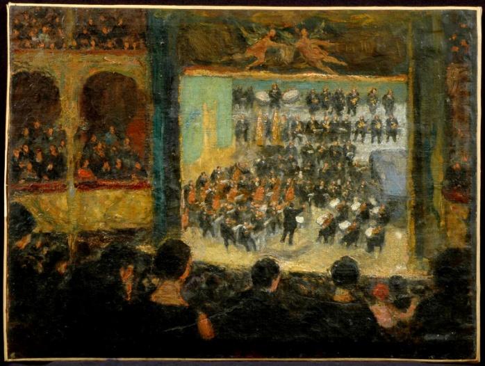 Simphonie du diable - Degas
