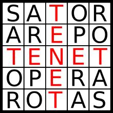 Il quadrato del Sator