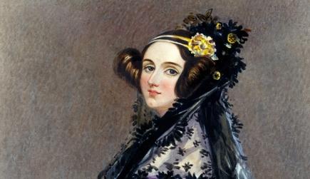 Un ritratto di Ada Lovelace del 1840. (Alfred Edward Chalon)