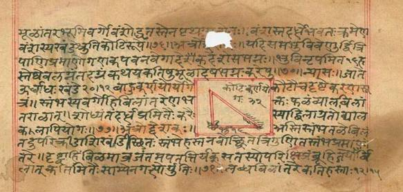 Matematica indiana