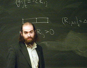 Il matematico russo Grigori Perelman ha risolto uno dei problemi ma ha rifiutato sia la medaglia Fields sia il premio Clay
