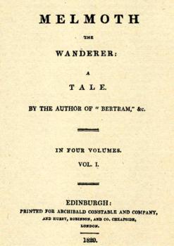 247px-Melmoth_the_Wanderer_1820