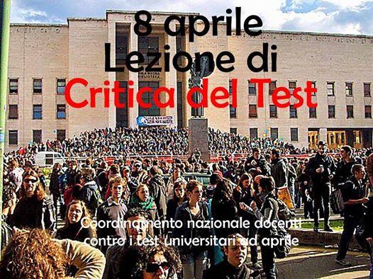 Critica del Test