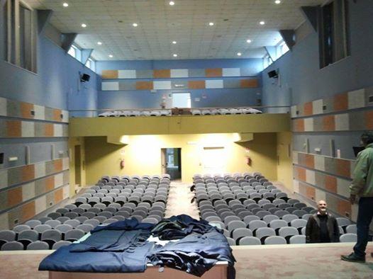 Aula magna 3