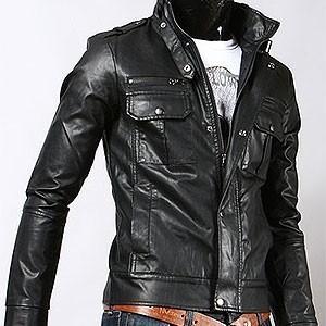 collo-cintura-tasca-con-cerniera-giacca-di-pelle-lavata