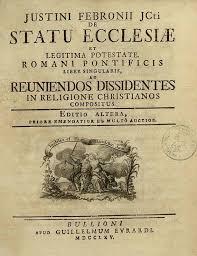 Johann Nikolaus von Hontheim - Wikiwand