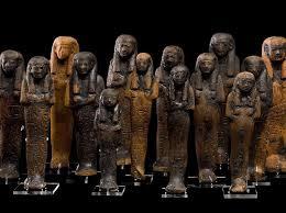 Ushabti del faraone Sethi I